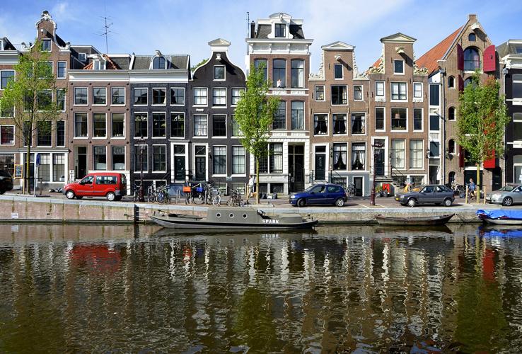 vejret i amsterdam